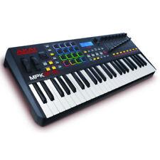 Akai MPK249 49 Full Size Key USB Midi Keyboard Controller Pads 4 X Software