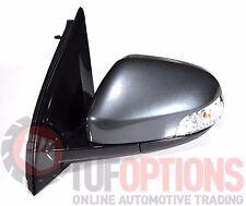 Ford FG & FGX Falcon LH Door Mirror Blinker Temp & Memory SMOKE 05/08-10/16