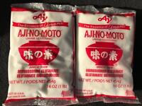 【Pack of 2】AJINOMOTO  Umami Seasoning (Monosodium Glutamate/MSG) - 16oz*2 【2Lbs】