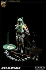Star Wars Sideshow Boba Fett Scum and Villainy EXCLUSIVE 1/6 21281 -  MIB !