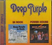 Deep Purple In Rock / Power House CD Russian FASTPOST