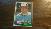 1981 TOPPS #  444 GARTH IORG  BASEBALL CARD