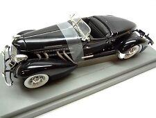 1935 Auburn 851 Boattail Speedster Ertl 1:18th scale die cast Model 1936 852 SC