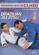 Dynamic Bjj - Vol. 3 Submissions From The Guard