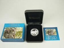 *** AUSTRALIEN 1 Dollar $ 2012 KOALA High Relief PP 1 OZ Silber 1 Unze Australia