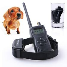 1000M 100% Waterproof Rechargeable Multi-dogs Training System Collar For 1 Dogs