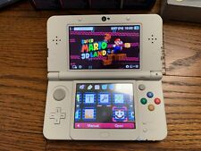 Super Mario 3D land 3DS limited edition.