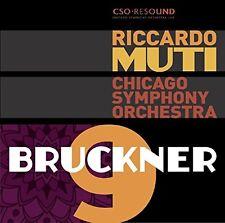 Chicago Symphony Orchestra - Bruckner Symphony No 9 [CD]