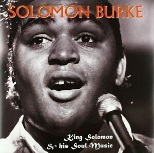 SOLOMON BURKE-King Solomon & His Soul Music-Vinyl Lp-Brand new/Still Sealed-L...