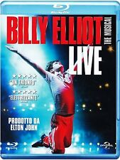 BILLY ELLIOT - THE MUSICAL  BLU-RAY    MUSICALE
