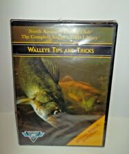 Walleye Tips And Tricks DVD Complete Anglers Library North American Fishing Club