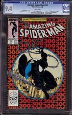 Amazing Spider-man # 300 CGC 9.4 White (Marvel, 1988) 1st full appearance Venom