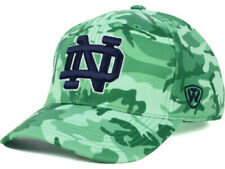 new product 627f7 c7777 Notre Dame Flying Irish TOW NCAA Gulf Camo Team Logo Stretch Fit Cap Hat