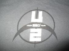 2009 U2 360 Degrees Concert Gillette Stadium Sept 20/21 (Lg) N Shirt Bono Edge