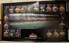 "The Winston May 16, 1992 Sports Marketing Enterprises Poster Nascar 38.5"" x 22.5"