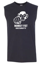 Monkey Fist Security SLEEVELESS T-shirt - Kevin can Wait