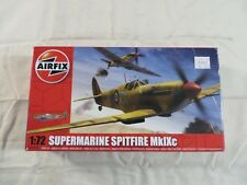 AIRFIX 1:72 Supermarine Spitfire Mk IXC Model Kit SEALED A02065