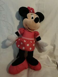 Cute Talking Minnie Mouse  18 iinches
