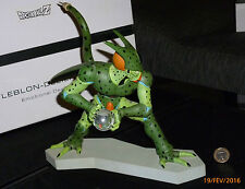 DRAGON BALL Z GT DBZ STATUE LEBLON DELIENNE CELL 536/2500 LIMITED EDITION