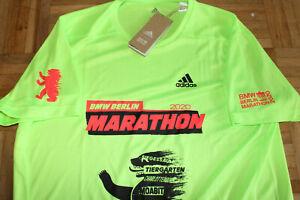 ADIDAS BMW Berlin Marathon 2020 Finisher Shirt M Laufshirt trikot NEU OVP abbot