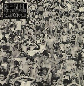 "George Michael ""Listen Without Prejudice"" 27 3 CD 1 DVD Set (New & Sealed)"