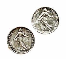 France Coin Cufflinks - QHG2