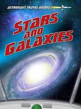 Stars and Galaxies (Astronaut Travel Guides)-ExLibrary