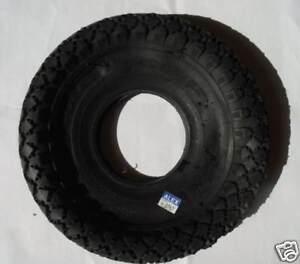 Mantel Reifen für Luftrad 260 x 85 mm Sackkarre 3.00-4 Ersatzrad Rolle