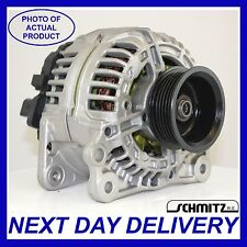 FITS VW T4 TRANSPORTER 2.5 TDI DIESEL 1998-2003 GENUINE 90AMP BOSCH ALTERNATOR