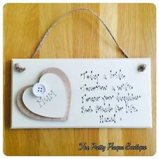 Unbranded Wedding Decorative Plaques & Signs