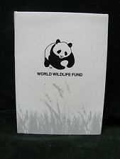 China 5 Yuan 1986 25th Anniversary World Wildlife Fund Proof Silver Coin