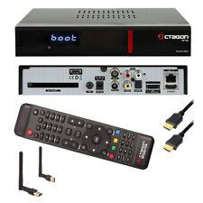 Octagon SF138 HD E2 Linux Red HDTV LAN CI DVB-C/T2 HEVC H.265 + WLAN STICK