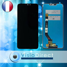 """Ecran comple Vitre tactile + LCD pour Asus Zenfone Max (M2) ZB633KL 6.26"""" NOIR"""