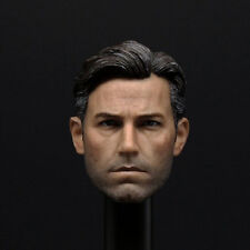 Custom 1/6 scale Ben Affleck Batman v Superman head sculpture Figure
