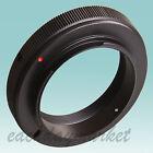 T/T2 lens to Nikon mount adapter ring for SLR DSLR camera D7000 D3300 D60 D5200