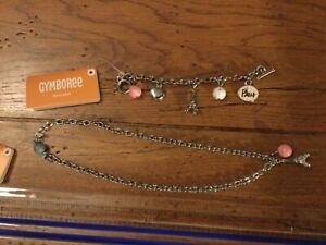 Gymboree fall 2016 Paris bracelet necklace