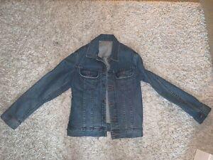 APC Paris denim jacket Size S