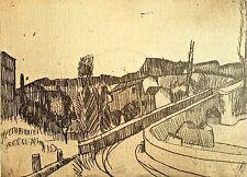 Giorgio Morandi - Hand Signed Lithograph