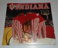 Indiana University Iu 1999 Hoosier Basketball Calendar Bobby Knight The General