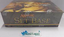 Gioco Game MTG Magic Box Nuovo New Sealed ITA - SET BASE 9TH Ninth NONA EDIZIONE