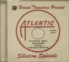 Buried Treasures Present ATLANTIC SOUL DIAMONDS - 21 VA Soul Tracks