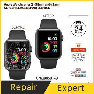 Apple Watch Series 2 - 38mm 42mm Cracked Screen LCD Glass Repair