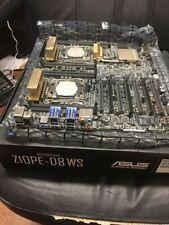 ASUS Z10PE D8 WS LGA2011 + 2 x Intel Xeon E5-2695 2683 v3 2.1GHz 14 core 35M ES