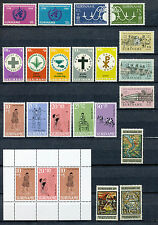 Suriname jaargang 1968 postfris