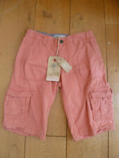 Fat Face Cargo Mid Rise Shorts for Women