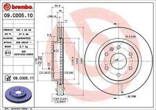 Frt Premium Brake Rotor  Brembo  09.C005.11