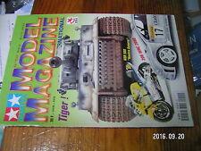 1µ?a Revue Tamiya Model Magazine n°50 NSR 500 206 WRC Stewart Ford SF-3 Corsair