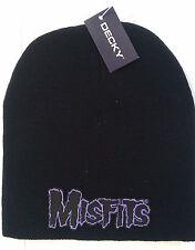 THE MISFITS  LICENSED BEANIE SKULL CAP PUNK ROCK NEW! t-shirt DANZIG