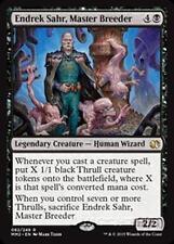 ENDREK SAHR, MASTER BREEDER Modern Masters 2015 MTG Creature — Human Wizard Rare