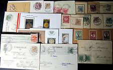 Austria - Storia Postale - Lotto da 20 buste